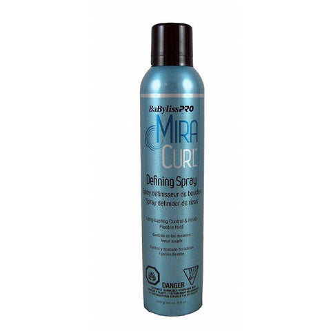 BabylissPro Mira Curl Defining Spray - 8.8oz
