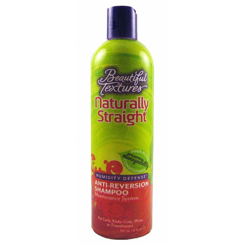 Beautiful Textures Naturally Straight Anti Reversion Shampoo - 12oz bottle