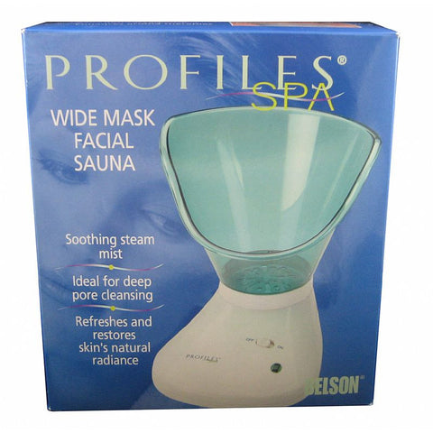 Profiles Spa Wide Mask Facial Sauna - P1127