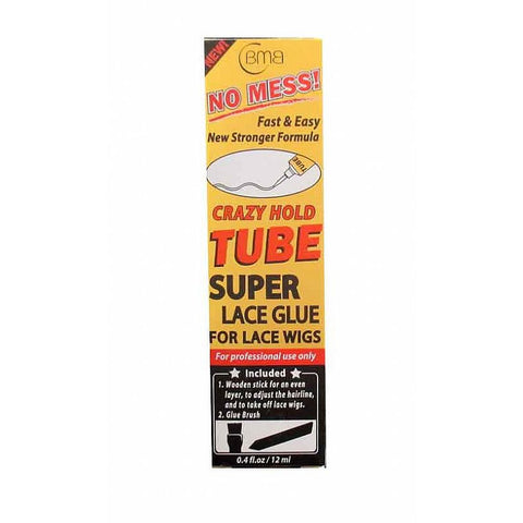 BMB Super Lace Glue for Lace Wigs - .4oz tube