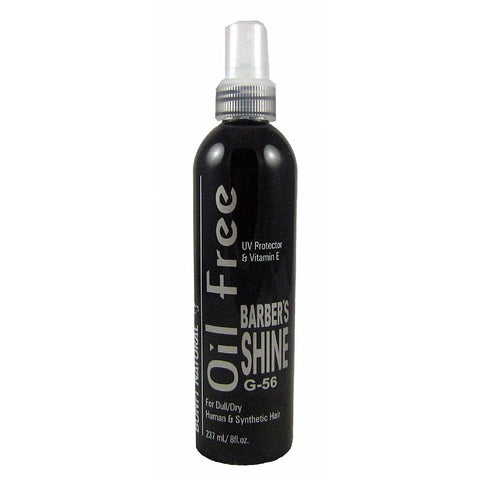 Bonfi Oil Free Barbers Shine G 56 - 8oz spray