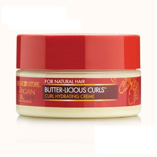 Creme Of Nature Argan Oil Butter-Licious Curls Hydrating Creme - 7.5 oz