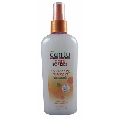Cantu Care For Kids Conditioning Detangler - 6oz spray