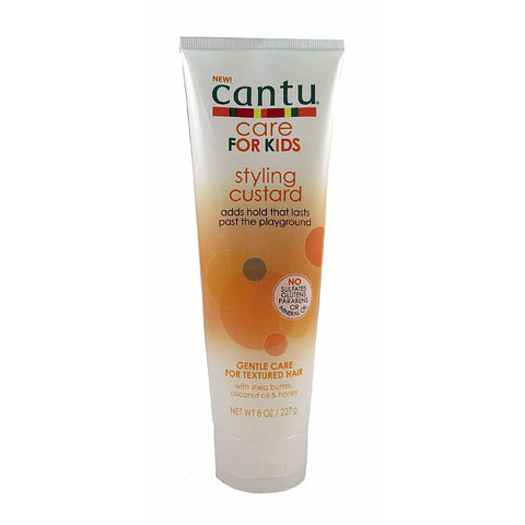 Cantu Care For Kids Styling Custard - 8oz tube