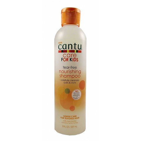Cantu Care For Kids Tear Free Nourishing Shampoo - 8oz bottle