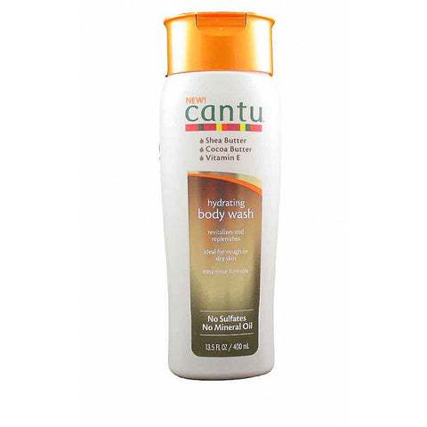 Cantu Shea Butter Hydrating Body Wash - 13.5oz bottle
