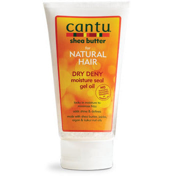 Cantu DRY DENY Moisture Seal Gel Oil - 5oz tube