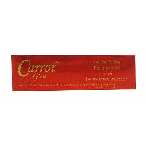 Carrot Glow Intense Toning Treatment Gel - 1oz #829