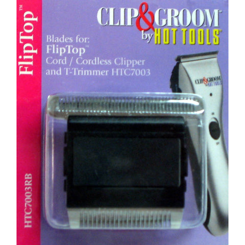 Clip & Groom Flip Top clipper REPLACEMENT Blade - htc7003rb