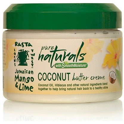 Jamaican Mango Pure Naturals With Smooth Moisture Coconut Oil Butter Creme - 12oz