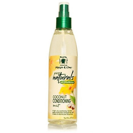 Jamaican Mango Pure Naturals With Smooth Moisture Coconut Conditioning Mist - 8oz
