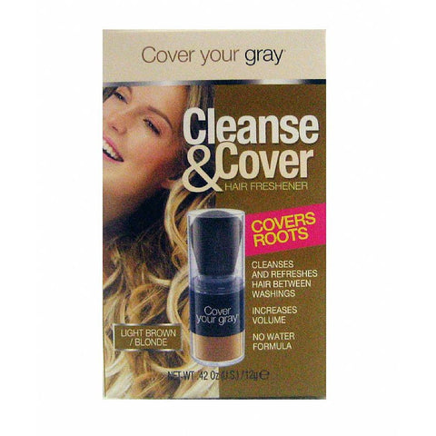 Cover Your Gray Cleanse and Cover Hair Freshner - .42oz
