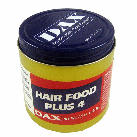 Dax HAIR FOOD Plus 4 - 7oz jar
