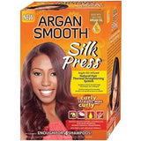 ARGAN SMOOTH Silk Press Thermal Straightening System - TexasBeautySupplies