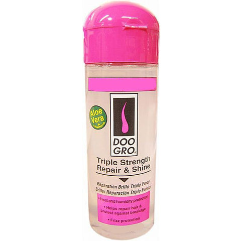 Doo Gro Triple Strength Repair and Shine - 6oz bottle