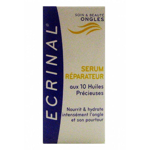 Ecrinal Nail Repair Serum with 10 precious oils - .34oz