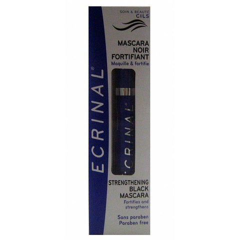 Ecrinal Strengthening Black Mascara - .23oz
