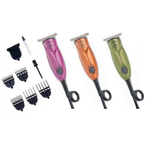 OSTER Color Teqie Clipper/Trimmer Set