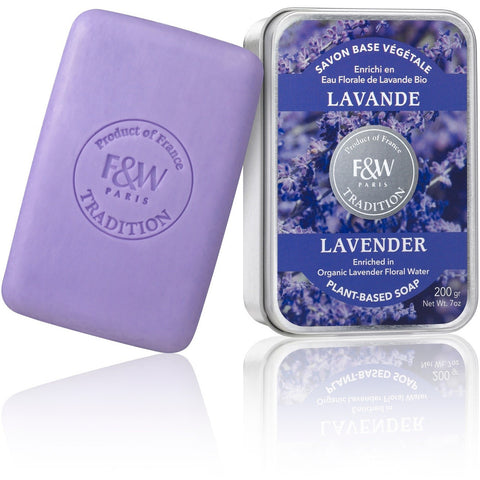 Fair and White Lavender Soap - 7oz