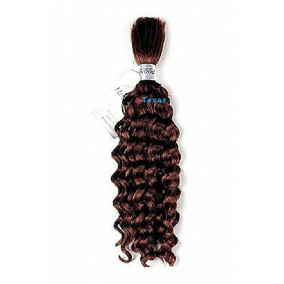 Hollywood American French Deep Braiding (AFDB) - 16 inch human hair