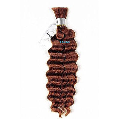 Hollywood Italian French Deep Braiding (IFDB) - 20 inch human hair