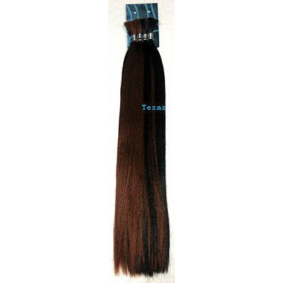 Hollywood Pro Yaki - Human BRAIDING Hair - 18inch