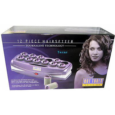 Hot Tools 12 piece Tourmaline HAIRSETTER - Model HTS1400