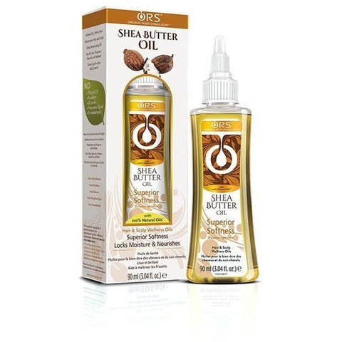 ORS Shea Butter Oil - 3.4oz