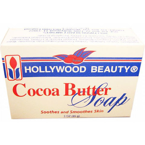 Hollywood Beauty Cocoa Butter Soap - 3oz #713