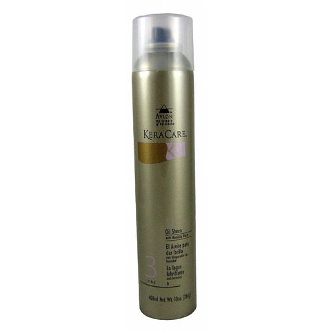 Keracare Oil Sheen Spray - 10oz aerosal