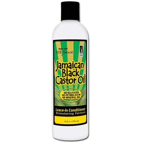 Doo Gro JAMAICAN BLACK CASTOR OIL LEAVE-IN CONDITIONER- 10 oz bottle