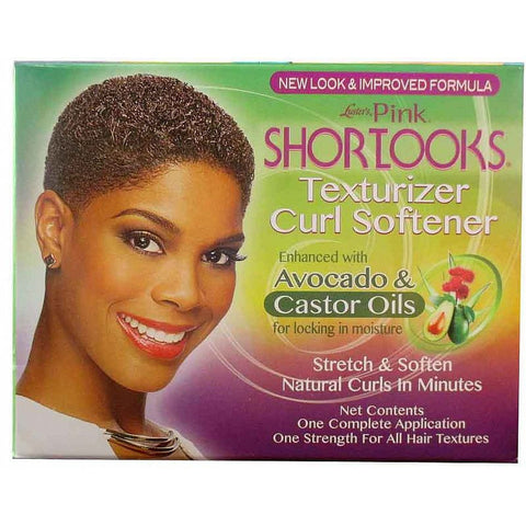 Lusters SHORTLOOKS Texturizer Curl Softener