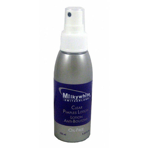 Milkywhite Clear Pimples Lotion Oil Free - 3.53oz