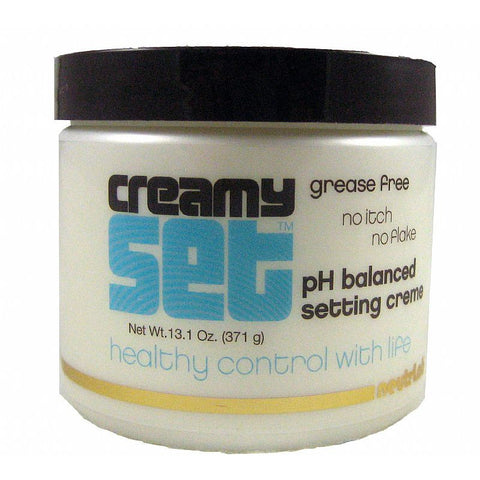 Neutrlab Creamy Set pH balanced setting creme - 13.1oz jar
