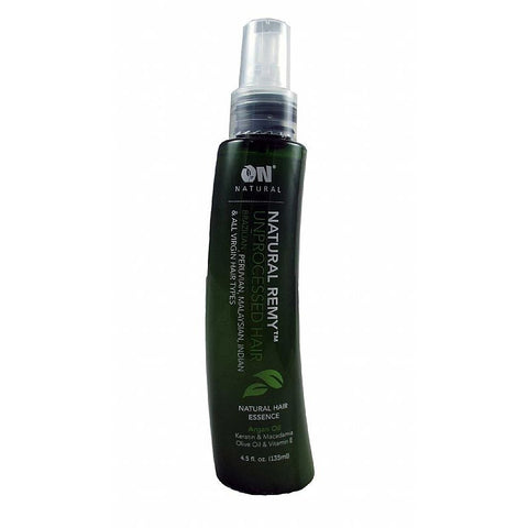 Next Image Argan Oil Natural Remy Unprocessed Hair - 4.5oz spray