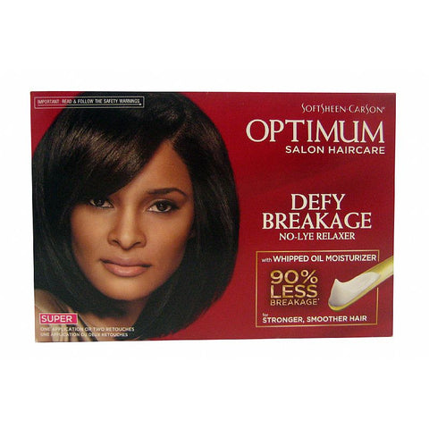 Optimum Care Salon Collection NO LYE RELAXER Kit