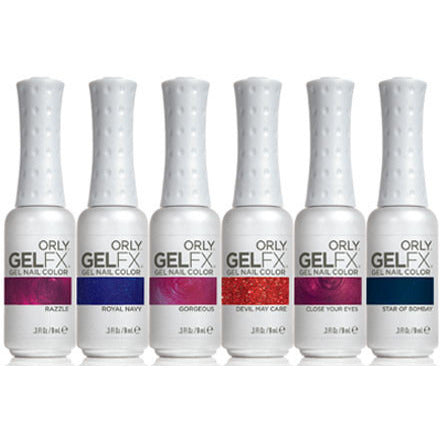 ORLY GELFX Gel Nail Color -.3 Fl oz