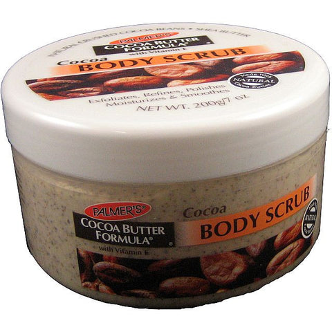 Palmers Cocoa Butter Body Scrub - 7oz jar