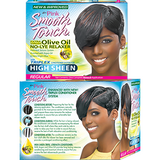 Lusters Pink Smooth Touch Extra Virgin Olive Oil No-Lye Relaxer One application - TexasBeautySupplies