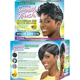 Lusters Pink Smooth Touch Extra Virgin Olive Oil No-Lye Relaxer One application