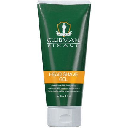 Clubman Head Shave Gel - 6oz