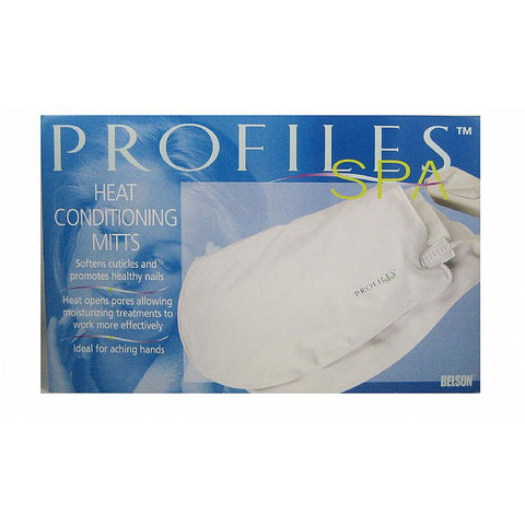 Profiles Spa Heat Conditioning Mitts - P1104