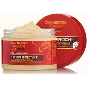Creme Of Nature Argan Oil Pudding Perfection Curl Enhancing Creme - 11.5oz