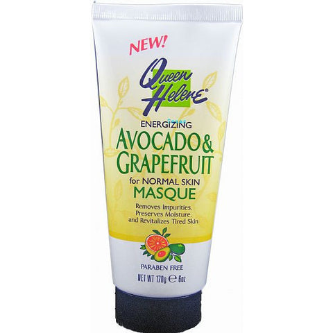 Queen Helene MASQUE - Avocado and Grapefruit - 6oz tube