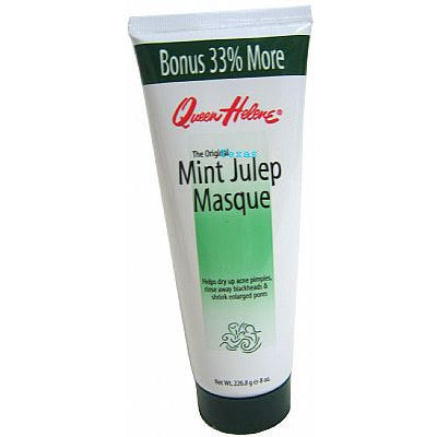 Queen Helene MASQUE - Mint Julep Masque - 8oz tube