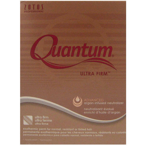 Quantum Ultra Firm Exothermic Perm kit #48432