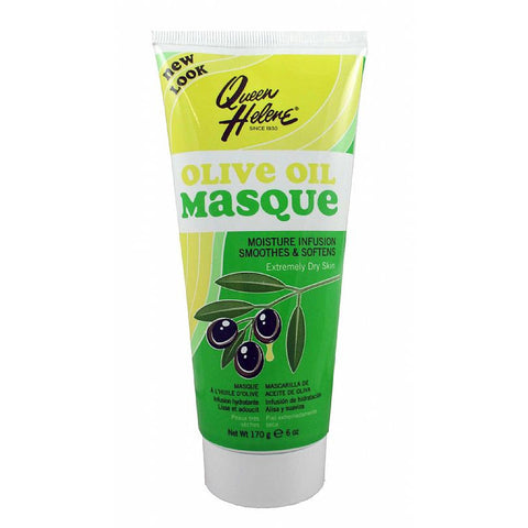 Queen Helene MASQUE - Olive Oil Masque - 6oz tube