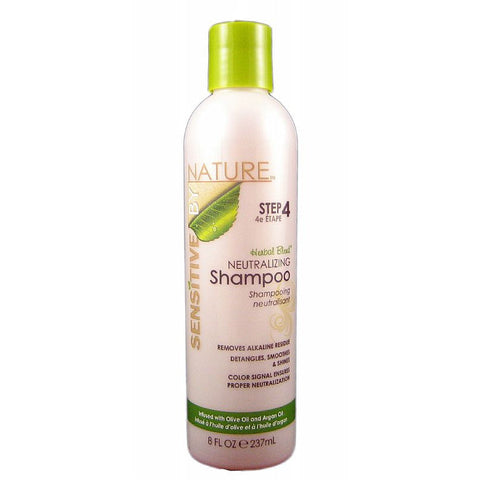Sensitive by Nature Herbal Blend Neutralizing Shampoo - 8oz bottle