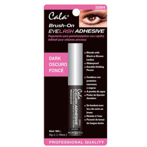 CALA NAIL BRUSH ON Eyelash Adhesive - .18oz