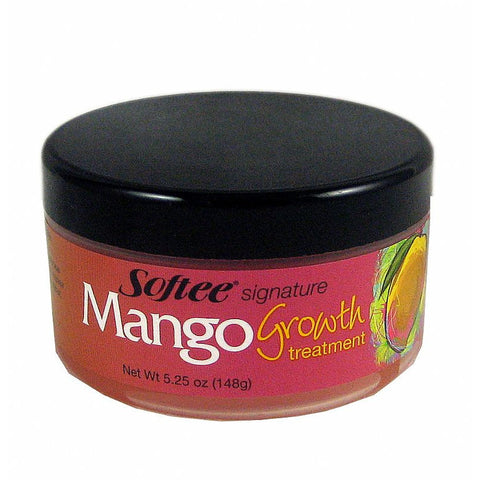Softee Mango Growth Treatment - 5.25oz jar